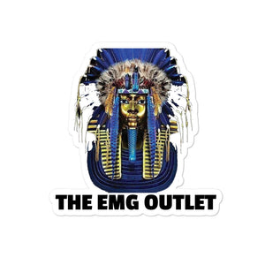 EMG - THE EMG OUTLET Bubble-free stickers