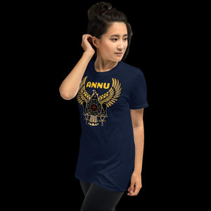 ANNU -  Short-Sleeve Unisex T-Shirt