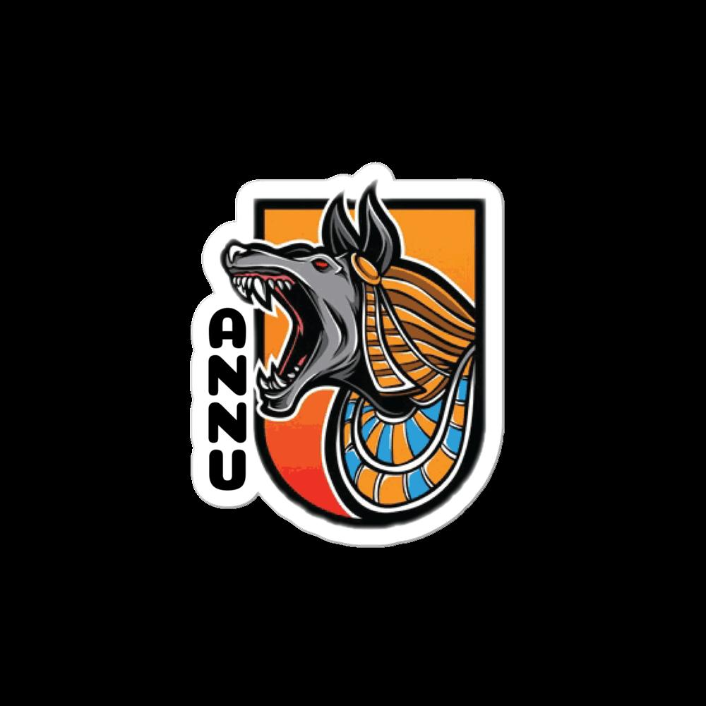 ANNU -  ANUBIS Bubble-free stickers