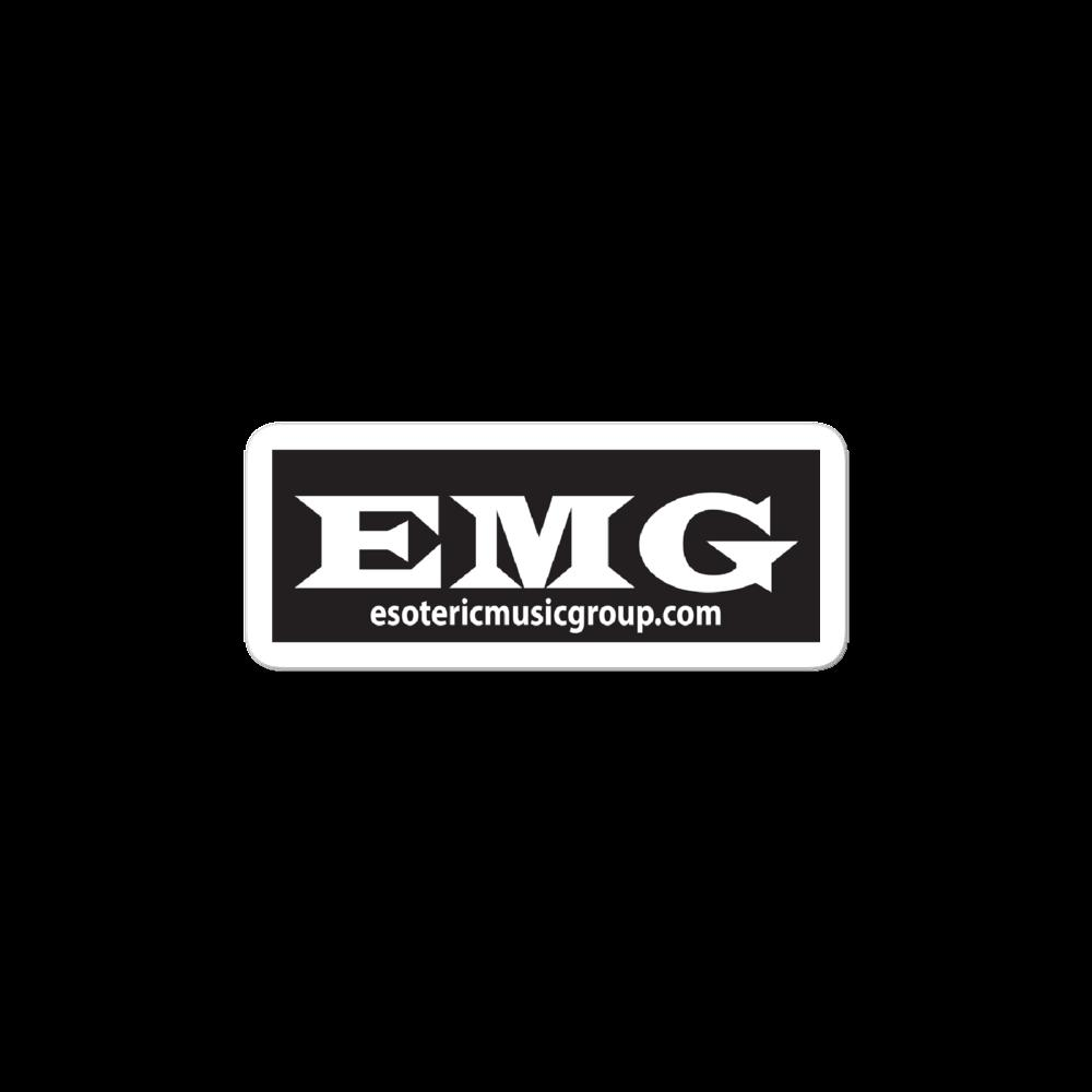 EMG - Bubble-free stickers