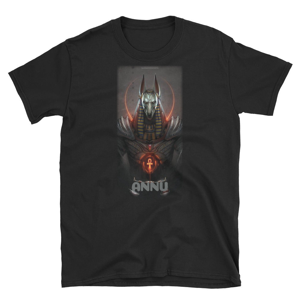 ANNU - ANUBIS GRAND Short-Sleeve T-Shirt
