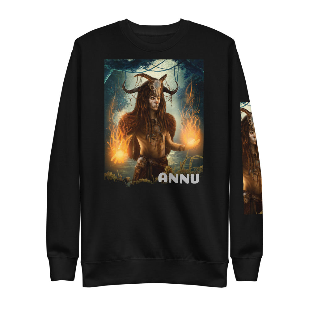 ANNU - THE SHAMAN Fleece Pullover