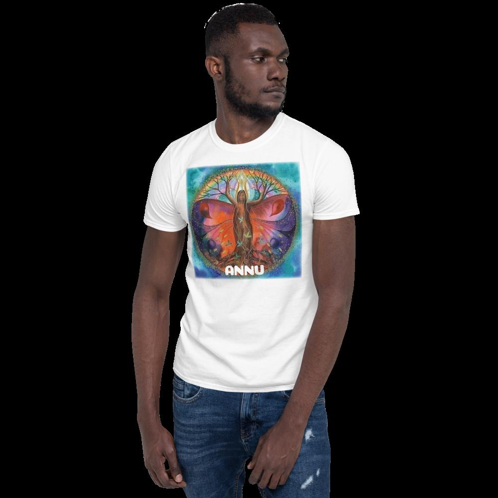 ANNU -  INNER PEACE Short-Sleeve Unisex T-Shirt