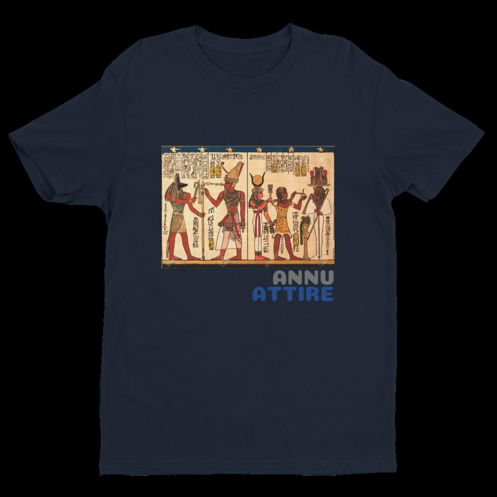 ANNU Classic (Horus and Friends) Short Sleeve T-shirt