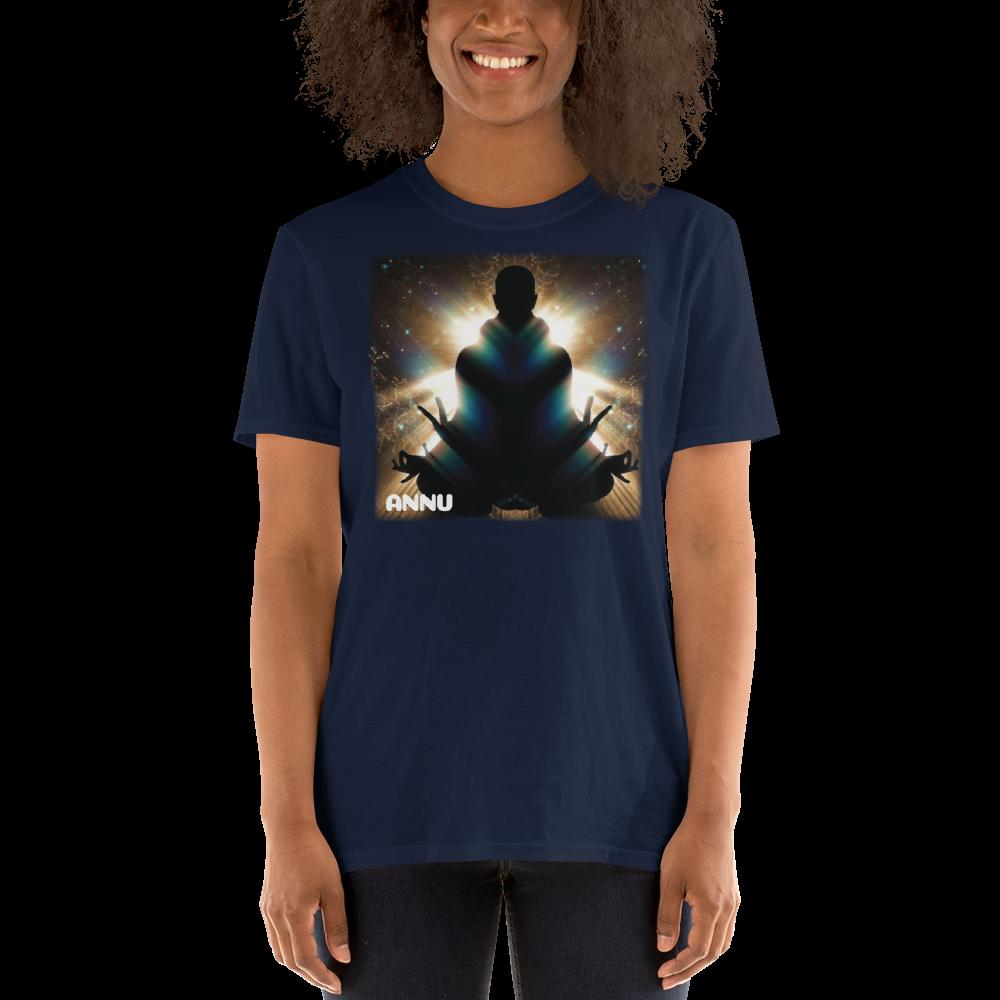 ANNU - WE MEDITATE Short-Sleeve T-Shirt