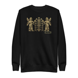 ANNU - TREE OF LIFE Fleece Pullover