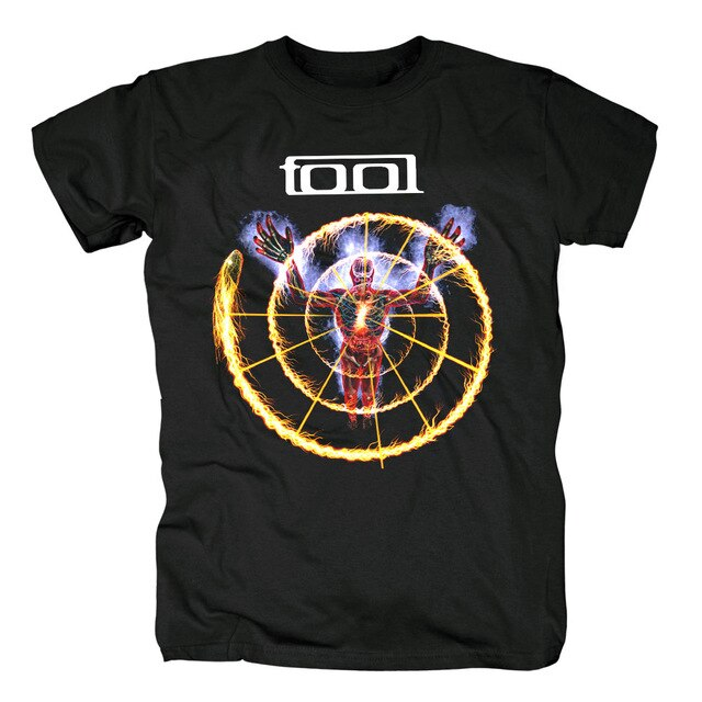 Tool heavy metal Progressive Metal cotton T-Shirt