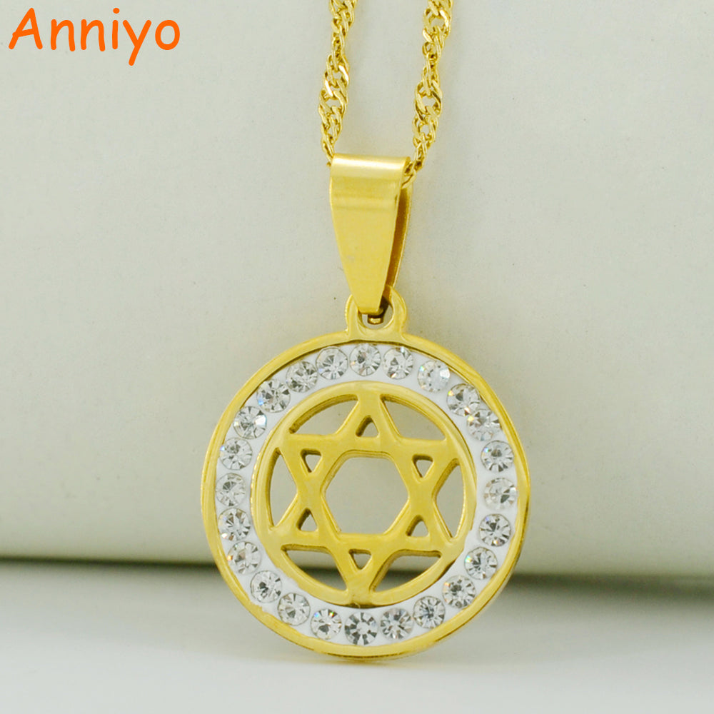 Star of David Pendant  Jewelry The gift of the Israelites
