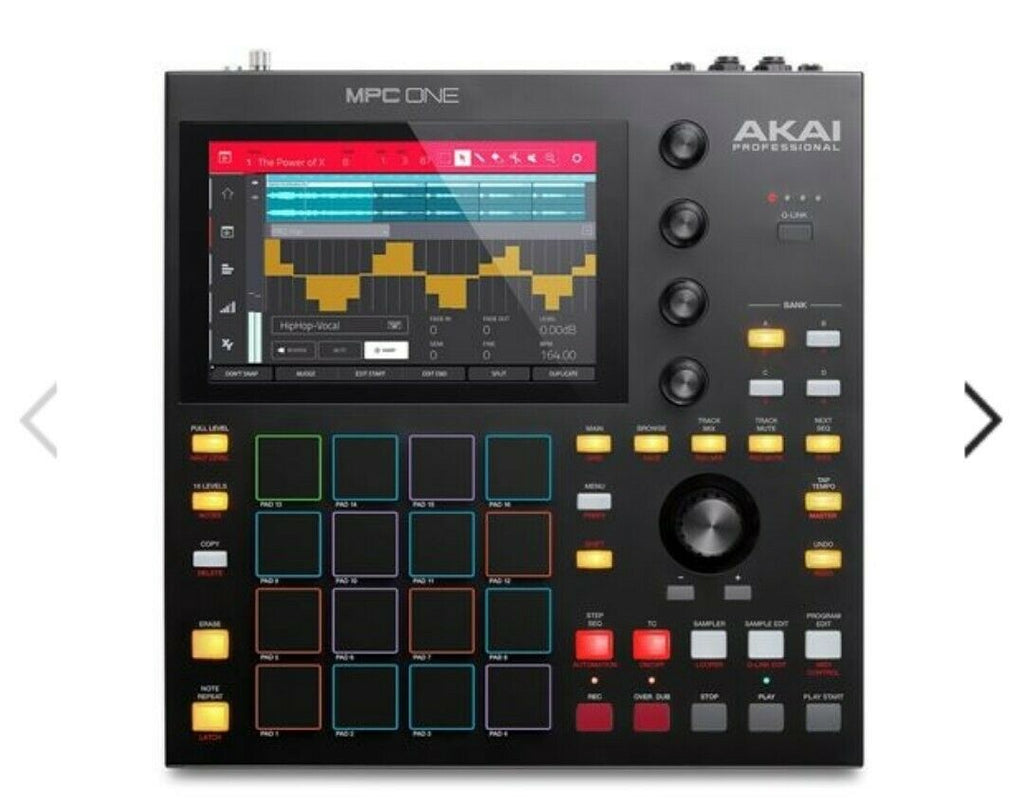 ANNU PRO AUDIO - AKAI MPC ONE (STAND ALONE) MUSIC PRODUCTION CENTER