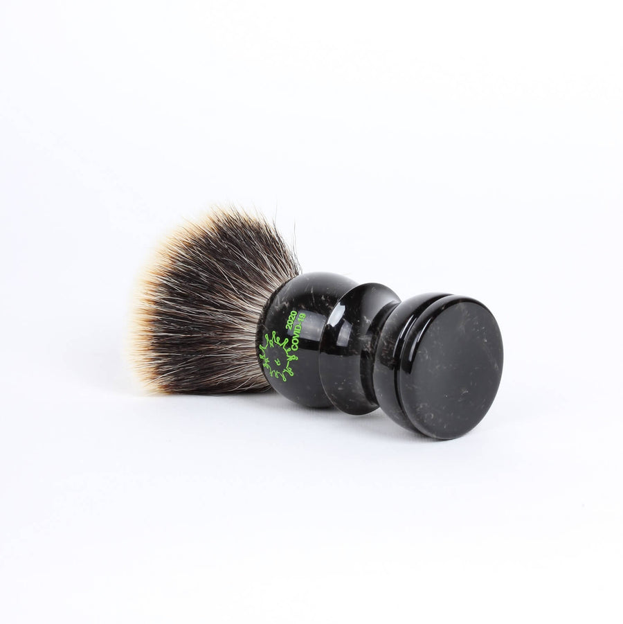 COVID-19 LE Leopard 25mm HT2 Black Feathers