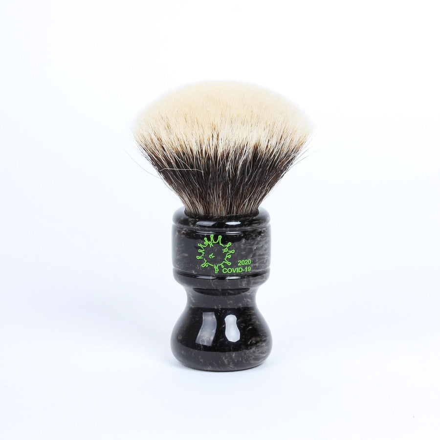 COVID-19 LE Pangolin 25mm HT2 Black Feathers
