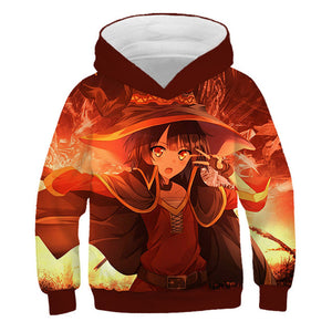 2019 Autumn Kids Space Galaxy 3D Hoodies Fire Football Colorful Paint Printing Boys Girls Sweatshirts Children Fashion Pullovers