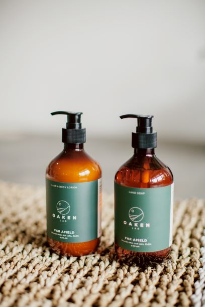 Handwash Set (Hand Soap - Hand&Body Lotion (500ML) - Far Afield