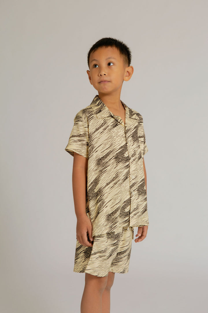 Mappi Mariri Kids Set in Zebra
