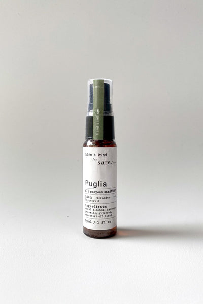 Puglia All-Purpose Sanitizer (Exclusive for SARE/ studio)