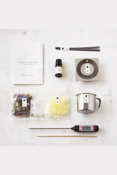 DIY Wax Sachet Kit