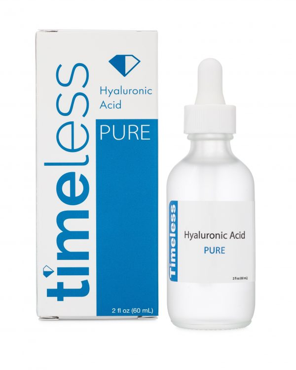 Hyaluronic Acid Serum 100% Pure (60 ML)
