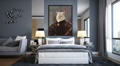 furry cat art