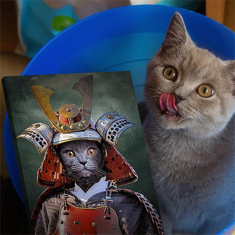 Image of funny cat art