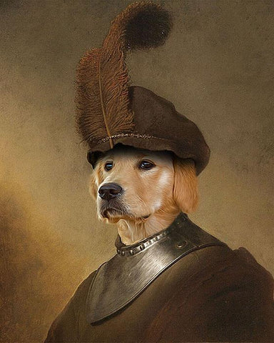 Image of funny dog portraits