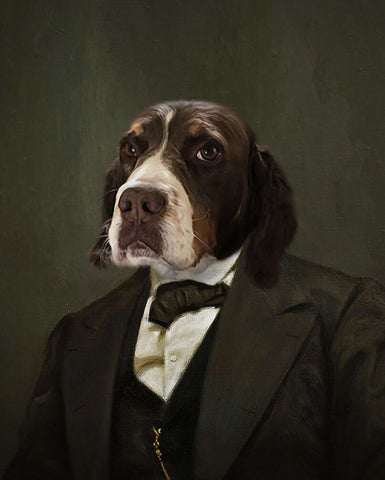 Image of Gentle-Pet// Custom Pet Portrait