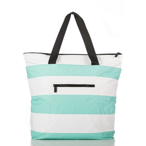 Umbrella Stripe Day Tripper in Pool - Aloha Collection