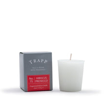 Load image into Gallery viewer, Trapp Hibiscus Prosecco Candle