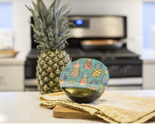 Load image into Gallery viewer, Reusable Pineapple Meli Wraps