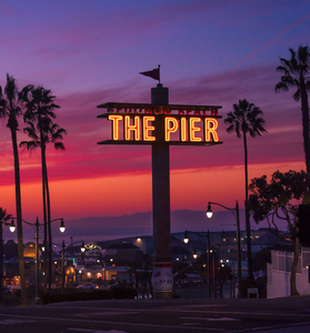 Pier Print - Greg Eimers Photography
