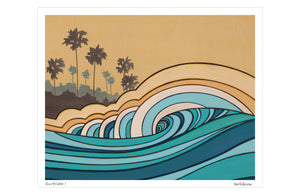 Surfrider I - Joe Vickers Art