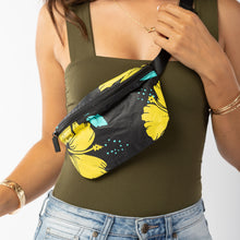 Load image into Gallery viewer, Hibiscus Mini Hip Pack in Canary - Aloha Collection