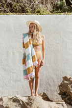 Load image into Gallery viewer, The Biarritz Beach Blanket - Gunn and Swain