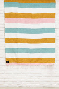 The Biarritz Beach Blanket - Gunn and Swain
