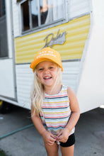 Load image into Gallery viewer, Ray of Sunshine Youth Trucker Hat - Esplanade Brand
