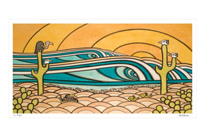 In Baja Print - Joe Vickers Art
