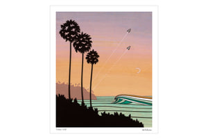 Take Off Print - Joe Vickers Art