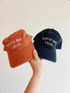 South Bay Local Dad Hat - Esplanade Brand