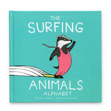 Load image into Gallery viewer, The Surfing Animals Book - Jonas Claesson
