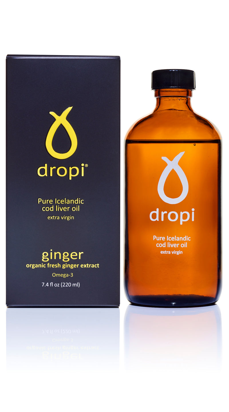 Dropi Ginger - 220 ml
