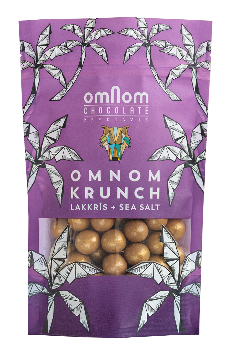 Licorice + Sea Salt / Omnom Krunch