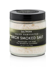 Birch Smoked Salt