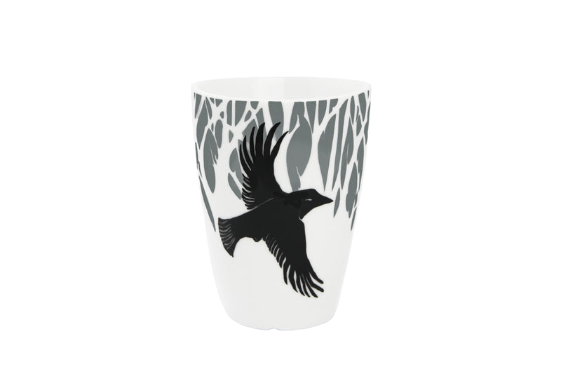 Thermo cup - Raven by day