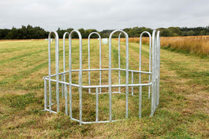 10 Head Circle Hay Feeder