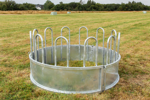 12 Head Circle Hay Feeder