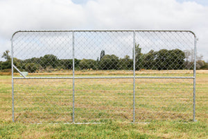 12ft Chain Link Deer Gate (HDG)