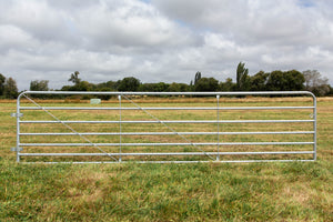 14ft Barred Cattle Gate (HDG)