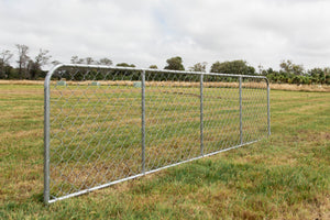 14ft Chain Link Sheep Gate