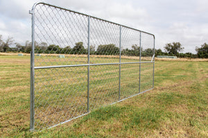 16ft Chain Link Deer Gate (HDG)