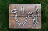 Gate Chain and Latch 800mm