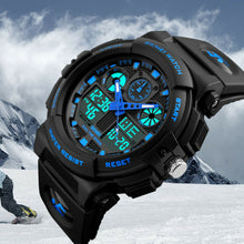 Load image into Gallery viewer, Men's Military Tactical Sport's Watch - Mens Trendy Watch - Military Watches for Men